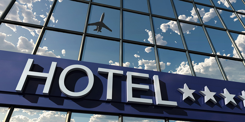 Hotel, flight, or train reservations