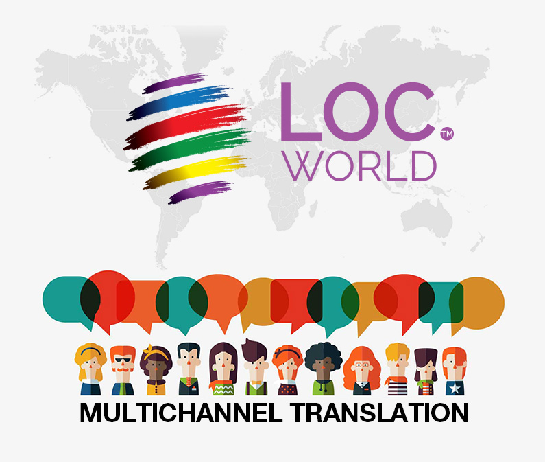 Stepes to Present Multichannel Translation Solutions at TAUS and LocWorld Shenzhen  Mobile translation fills critical gap for multichannel language services in omnicommerce