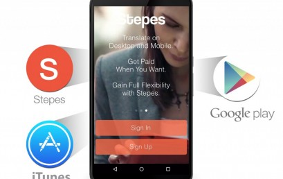 Stepes, world's first chat-based translation app, now available on iTunes and Google Play