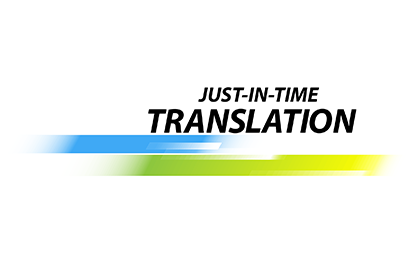 Stepes launches Just-in-Time Translation