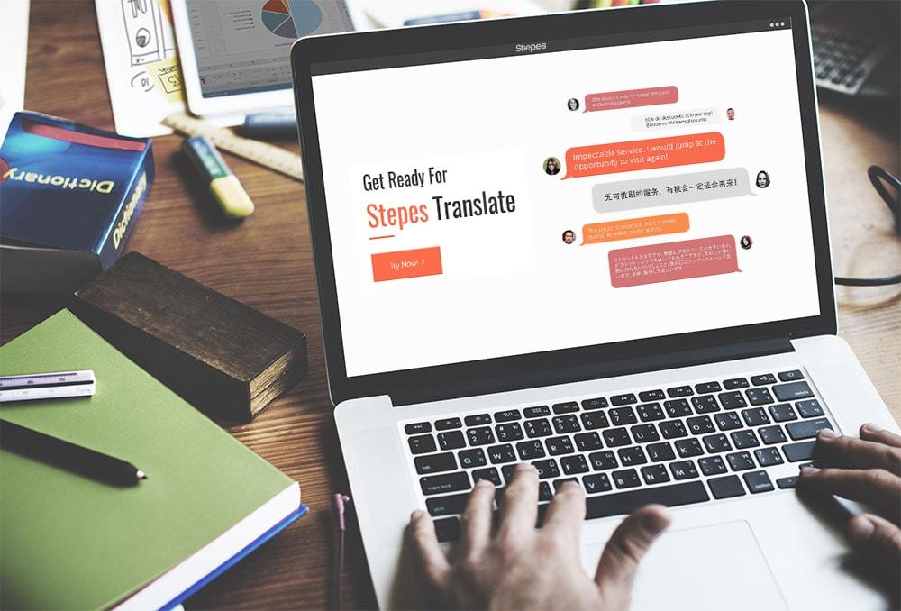 Stepes Extends Google Translate Model to Live Human Translation